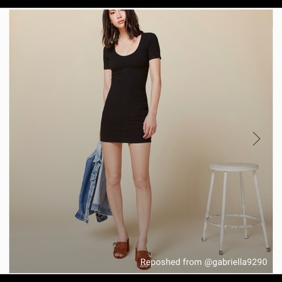 Reformation Emma Dress XS